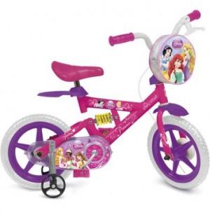 Bicicleta Princesas Bandeirantes