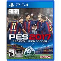 Jogo Pro Evolution Soccer 2017 – PS4