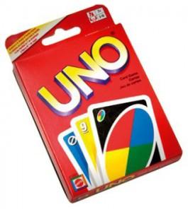 Embalagem Uno