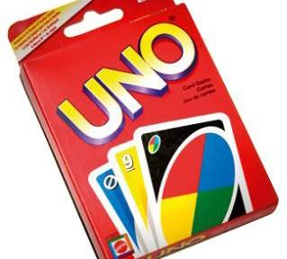 Jogo de Cartas Uno – Mattel