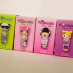 Kit de Miniaturas Kokeshi